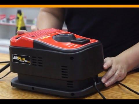 b2a99e6d1 Schulz - Compressor de Ar Portátil Analógico AIR PLUS DUO - YouTube