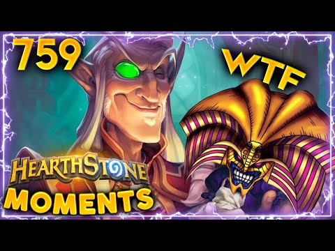 And suddenly...EXODIA!!! | Hearthstone Daily Moments Ep.759