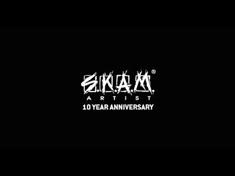 Jerzy Marquee Las Vegas SKAM 10 Year Anniversary
