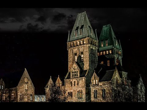 Buffalo State Asylum for the Insane / Richardson Complex (outside only)