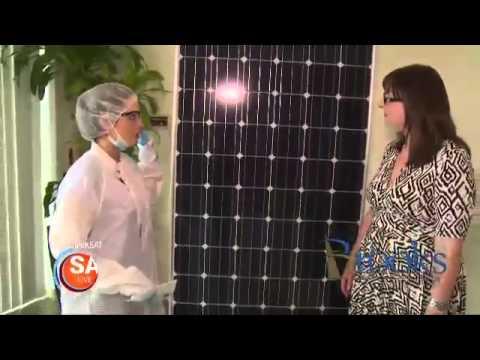 Mission Solar Energy on SA Live