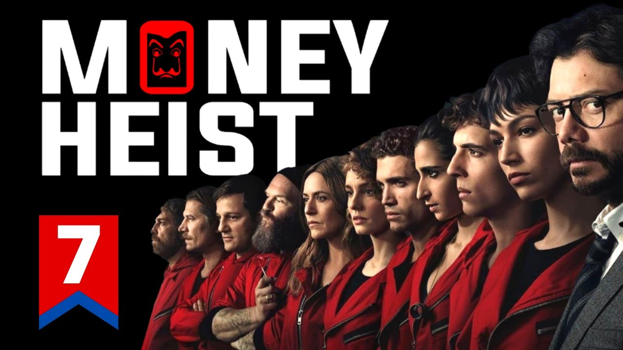 Download Money Heist Season 1 Episode 7 Explained in Hindi   Hitesh Nagar