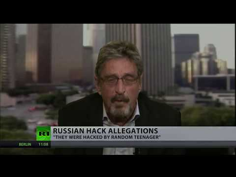Wake up America! Russia did not hack the DNC. Stop believing lying politicians!