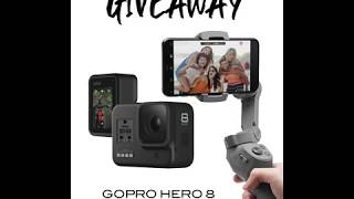 Gopro Hero 8 Black Giveaway | Travel India Presets | 100 Lightroom Presets