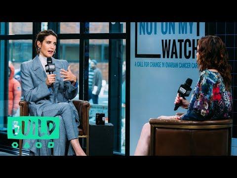 Cobie Smulders Talks Her Ovarian Cancer PSA