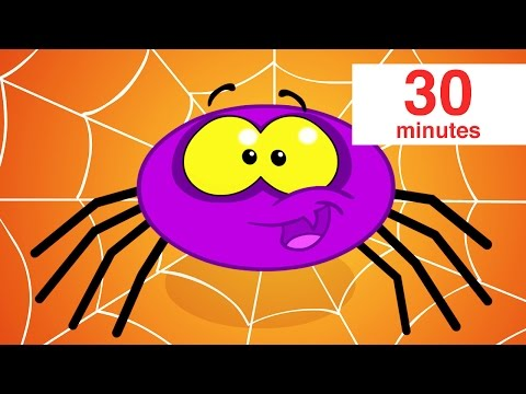 Itsy Bitsy Spider, Wheels On The Bus, Twinkle Twinkle Little Star, and many more!! | by Little Angel