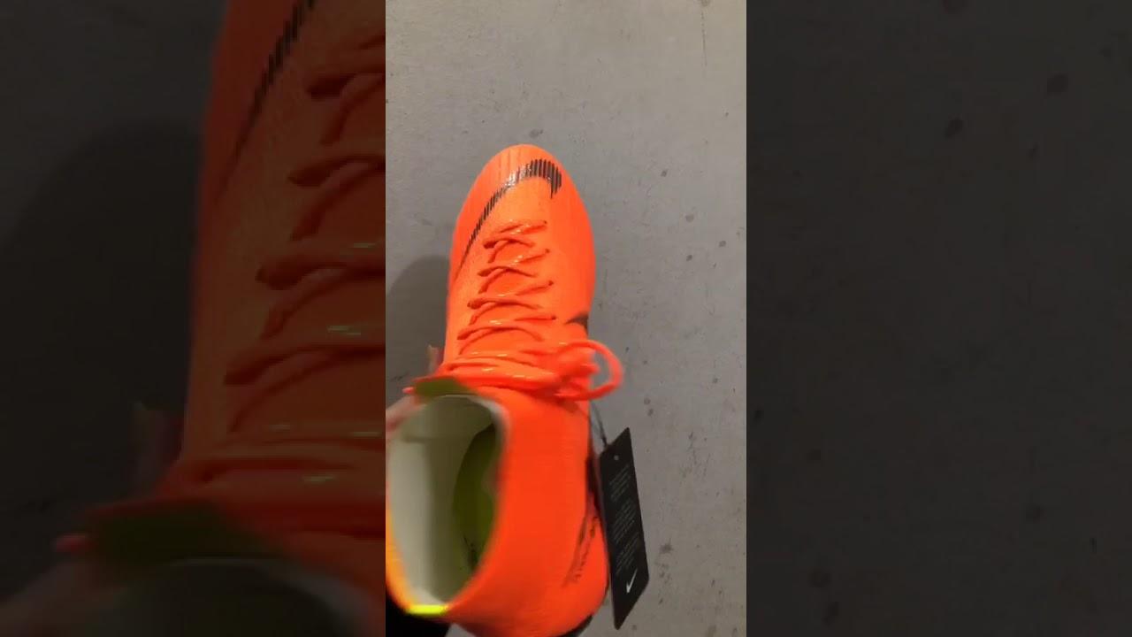 Mercurial SuperflyX 6 Elite FG Soccer Shoes - YouTube 351026d66d070