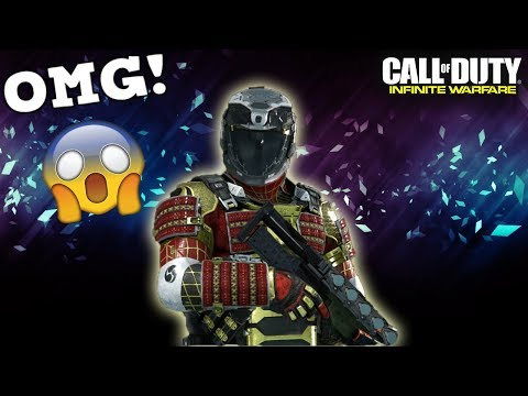 Opening Quartermaster collection hack + Warfighter gear hack. Infinite warfare contract opening