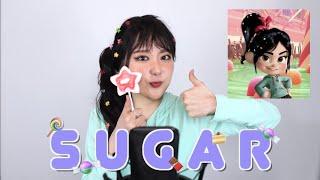디즈니 & 픽사 캐릭터들이 부르는 Sugar by. Maroon 5   Disney & Pixar impression