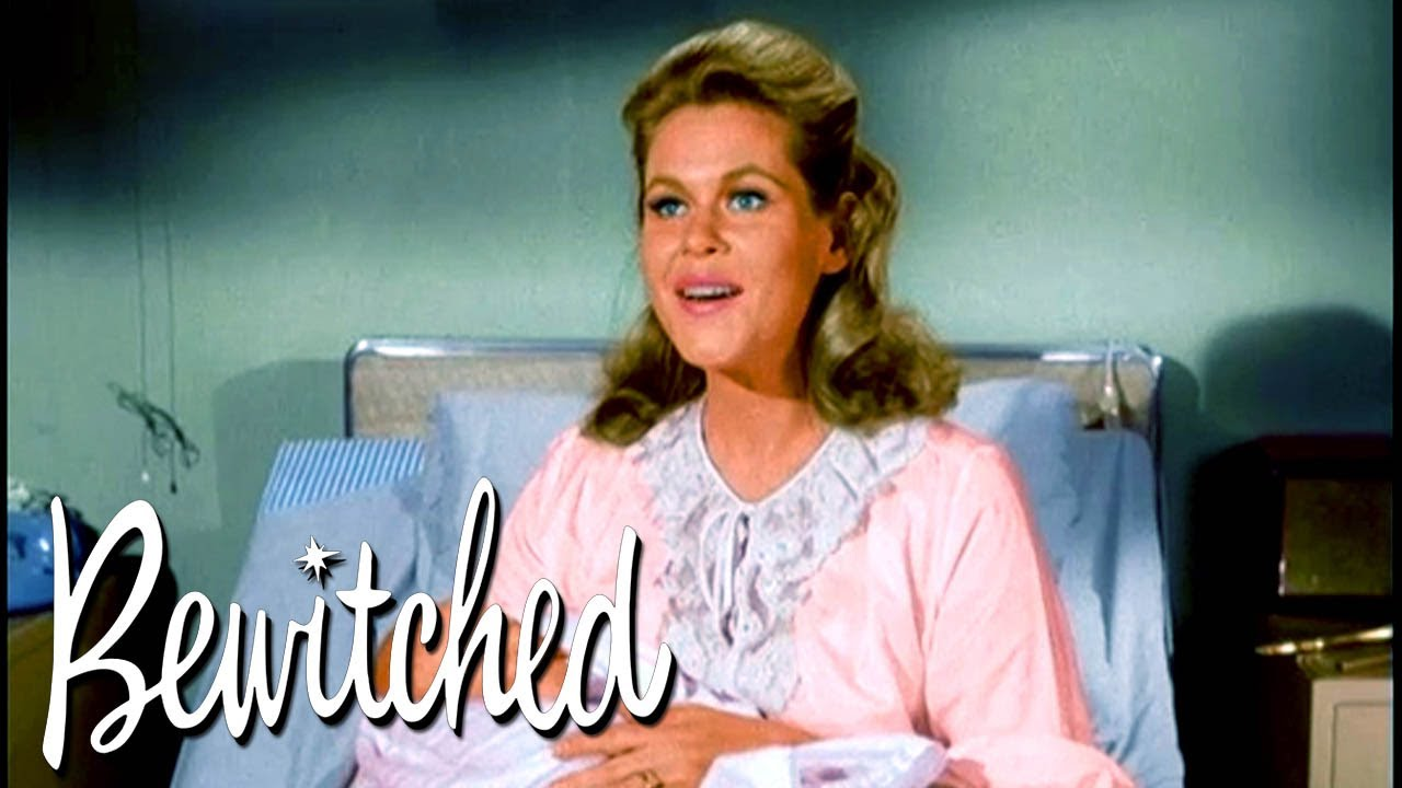 Darrin And Samantha Become Parents! | Bewitched