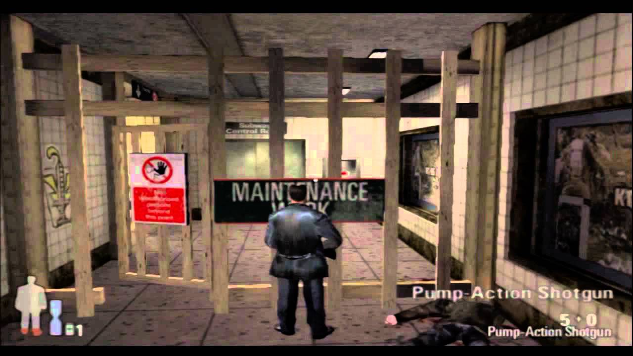 Max Payne 3 Teaser Max Payne Ps2 Gameplay Commentary Part 1