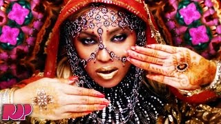 """Beyonce + Coldplay """"Hymn For The Weekend"""" Music Video Cultural Appropriation?"""