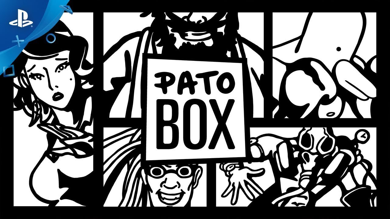 Pato Box – Release Date Trailer | PS4, PSVITA