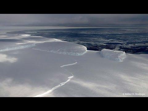 The Ross Sea Antarctic Marine Park - Behind the News