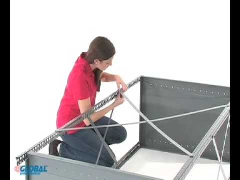 globalindustrial.com-open-steel-shelving-assembly-instuctions