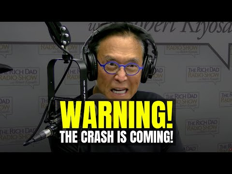 XRP WARNING!!! Crypto Gold and Stock Markets are ALL going to CRASH! | Robert Kiyosaki