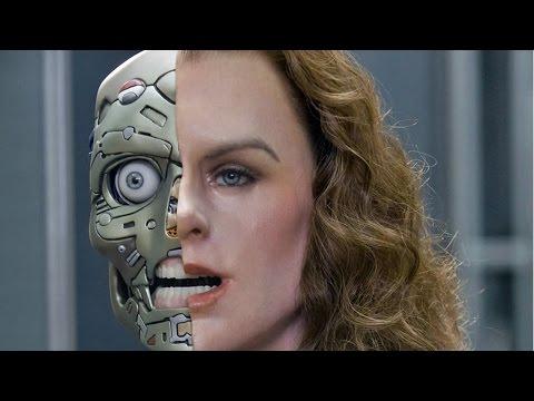 Full English Action, Sci-fi Movie - Surrogate 2009 - Bruce Willis Best Sci-fi Movie