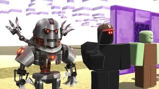 ROBLOX Monster School Minecraft VS Roblox Animation #1