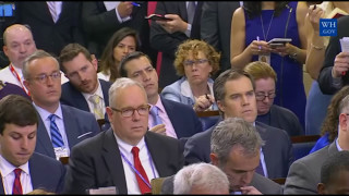 Sean Spicer CONFRONTED on Mike Flynn security clearance CNN 4/27/2017