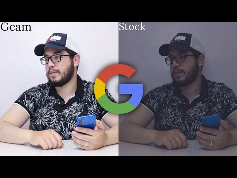Google camera   شرح تثبيت جوجل كاميرا