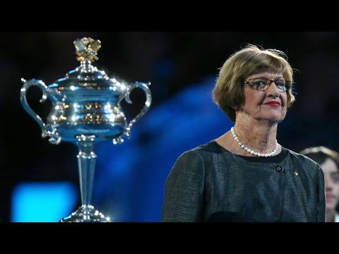 Margaret Court: 'Tennis is full of lesbians' – audio