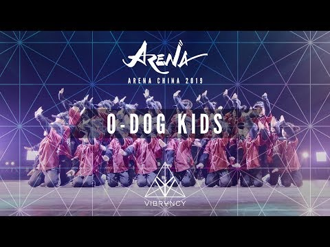[1st Place] O-DOG Kids   Arena China Kids 2019 [@VIBRVNCY Front Row 4K]