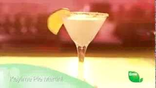 Lime Lounge - Key Lime Pie Martini