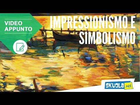 Impressionismo e simbolismo