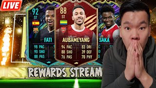 TOTW IST ABSOLUT DOG💩 TROTZDEM BISSCHEN CHILLEN MILLEN 💨🥴 FIFA 21 COMMUNITY REWARDS LIVESTREAM