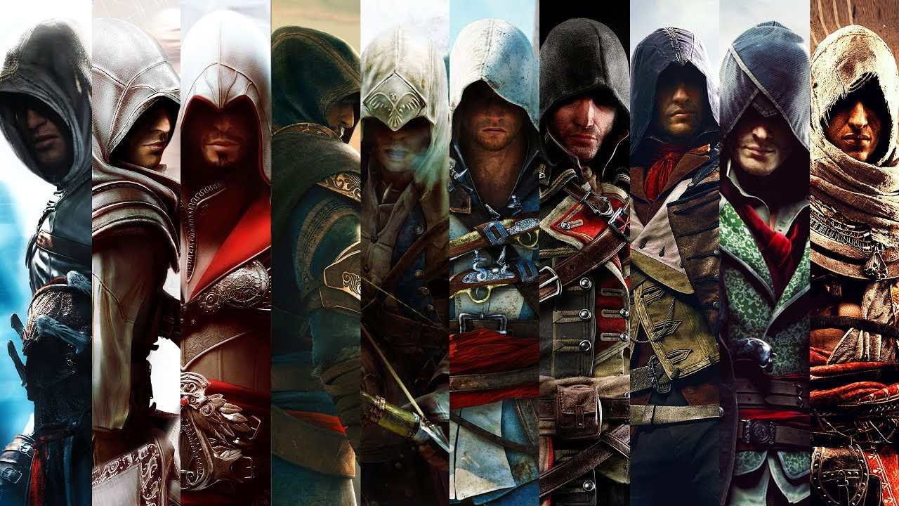 Assassin 39 s creed ultimate theme mashup youtube - Assassin s creed pictures ...