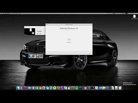 Tutorial - Install Windows 10 In Parallels Desktop 14