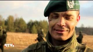 Литва возобновила призыв в армию в ответ на действия России