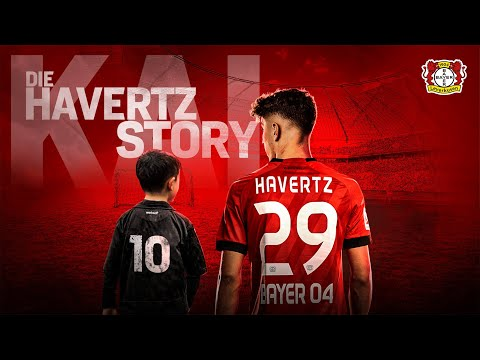 KAI – THE HAVERTZ STORY | 10 years at Bayer 04 Leverkusen.