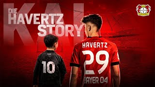 KAI - THE HAVERTZ STORY | 10 years at Bayer 04 Leverkusen