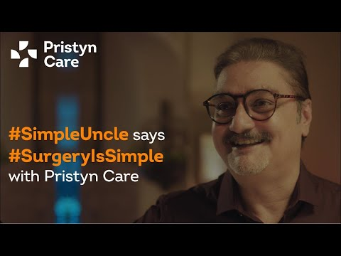 #SimpleUncle says #SurgeryIsSimple with Pristyn Care | Ft. Vinay Pathak