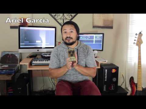 Ariel Garcia bass demo for Echobrain Analog Delay