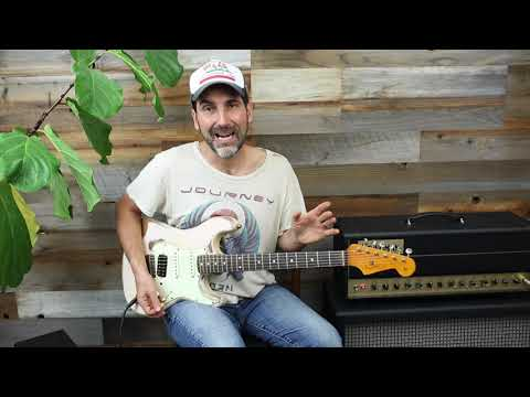 Turn Typical Rhythm And Pentatonic Ideas Into Fire Breathing Hard Rock  Licks - Guitar Lesson