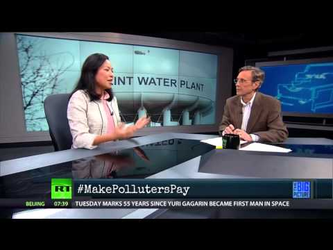There is Still Lead in the Flint Water