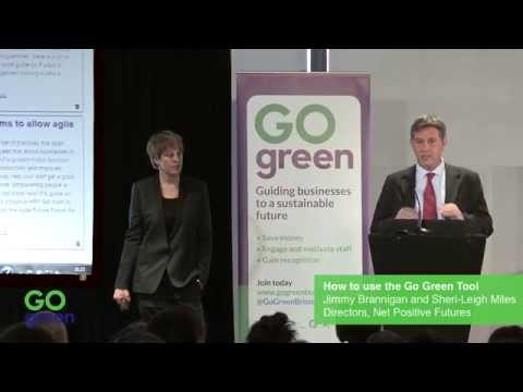How to use the Go Green Tool - Net Positive Futures