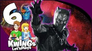 Marvel Strike Force - Bad Guys Battle Black Panther