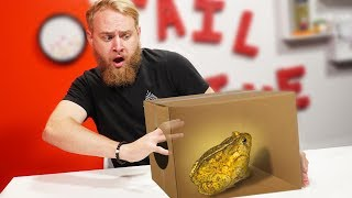 Funny What's In The Box Challenge!