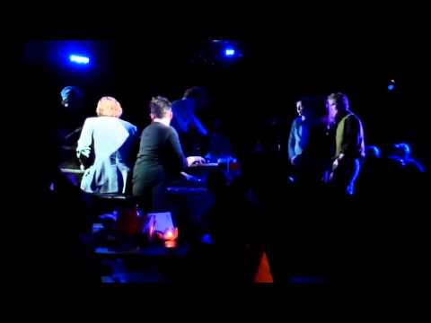 Doveman - Breathing Out (Le Poisson Rouge, 1.14.2011)