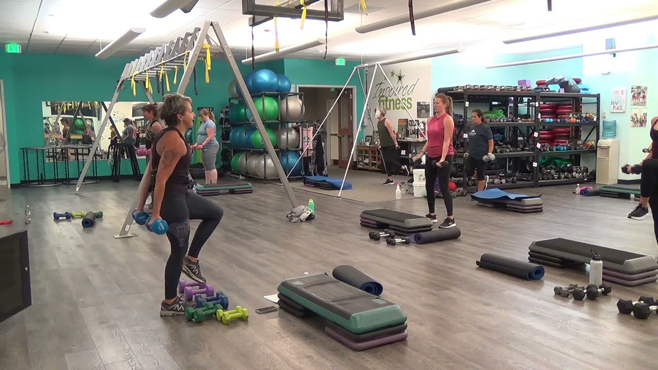 Express Sculpt Weight Training   Mixed Patters   Classic Moves!