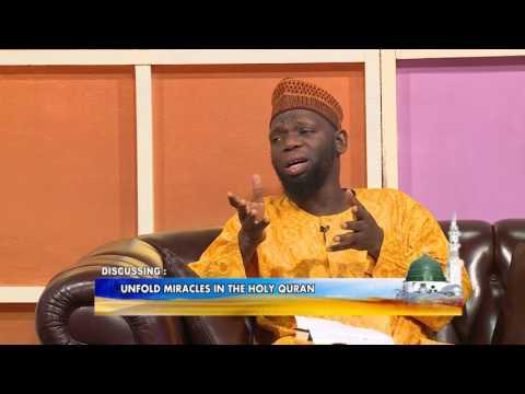 ISLAMIC PREACHING BY SHEIKH DR. AMIN BONSU ON METRO TV GHANA
