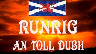 Runrig ~An Toll Dubh~ Paul Mounsey.