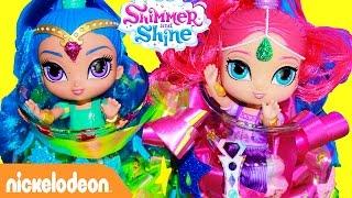 Tutorial Shimmer and Shine Dollhouse Genie Bottle Kids Craft
