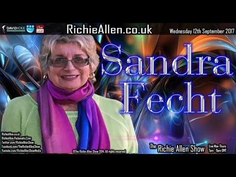 """Sandra Fecht """"Ritual Satanic Abuse Is Real & Is Happening Today & Somewhere Near You."""""""