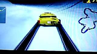 Rush 2 Extreme Racing USA - Half Pipe (Taxi)