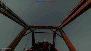 War Thunder SIM, Inverted stall wing snipe