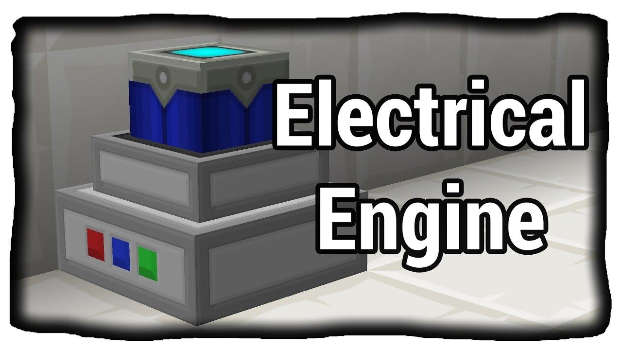 Electrical Engine Forestry Tutorial German Deutsch